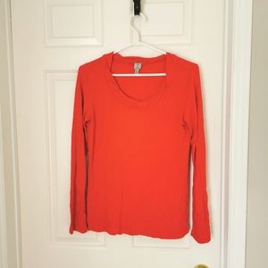 2/$35 Tristan Women's Long sleeve shirt size m